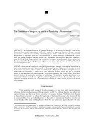 The Condition of Hegemony and the Possibility of Resistance.pdf