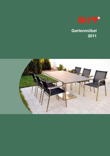 Gartenmöbel 2011