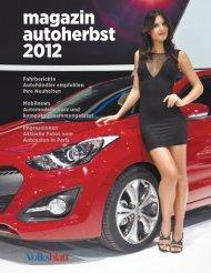 magazin autoherbst 2012