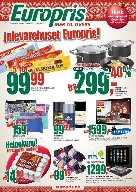 Europris vestkanten
