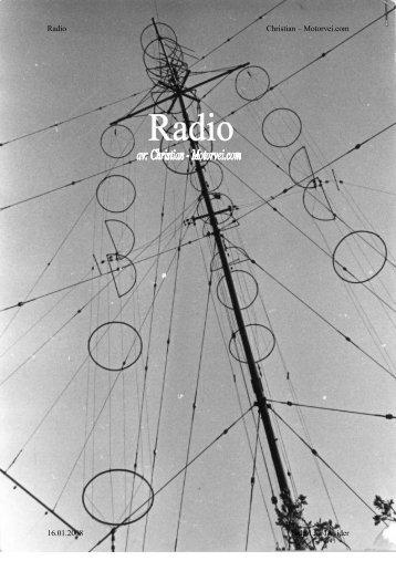 Når vi i Norge hører om digital radio, tenker vi ofte på DAB - itslearning