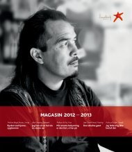 magasin 2012– 2013
