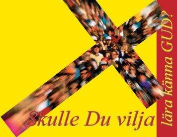 Skild från GUD - Agape Sverige