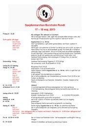 Spejdermarchen Bornholm Rundt 17 – 19 maj, 2013