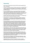 Behovet for spesialisert kompetanse i ... - Helsedirektoratet - Page 6