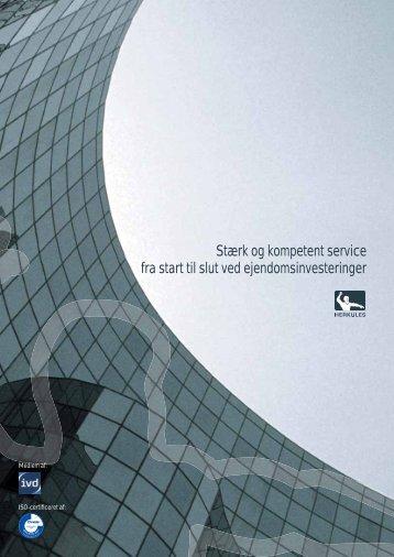 dk - Herkules Grundbesitz AG, Herkules Property