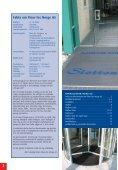Børstematter • Avtørkningsmatter • Logomatter Vegg-til-vegg tepper - Page 2