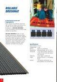 Børstematter • Avtørkningsmatter • Logomatter Vegg-til-vegg tepper - Page 4