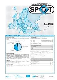 DANMARK - Personal Homepages