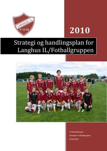 Strategi og handlingsplan 2010-2011 - Speaker.no