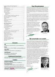 Nyt samarbejde over sundet Drag i Öresundsregionen - Børsen