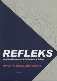 refleks 5-1 2006 - Flower Pentecostal Heritage Center