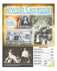 there's more to explore at your mjcca - The Jewish Georgian