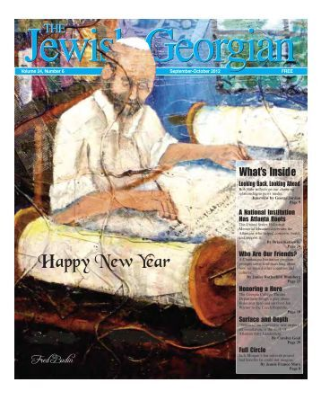 mjcca news - The Jewish Georgian