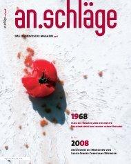 April 2008 (PDF) - an.schläge