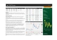 FX Market Drivers åbne anbefalinger (0-1 mdr ... - Jyske Bank
