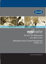 Webwasher Secure Content Management 6.0 Blue Coat ... - McAfee
