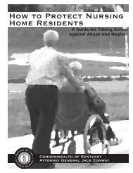 How to Protect Nursing Home Residents - e-archives Home