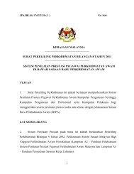 surat pekeliling perkhidmatan bilangan 8 tahun 2011 - JPA