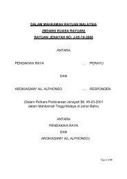 (bidang kuasa rayuan) rayuan jenayah no: j-05-19-2008 antara ...