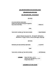 W-02-932-05 ANTARA PM SECURITIES SDN BHD