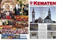 Kematen Gemeindezeitung 12_03 - Gemeinde Kematen in Tirol