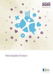 Analyse - Teknologisk Fremsyn - Ida