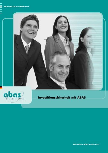 Investitionssicherheit mit ABAS - abas-Software-Partner