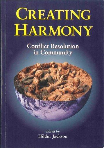 CREATING HARMONY - Kennedy Bibliothek