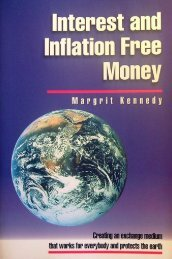 Interest and Inflation Free Money - Kennedy Bibliothek