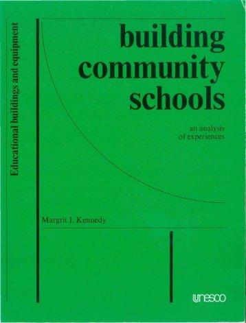 building community schools - Kennedy Bibliothek