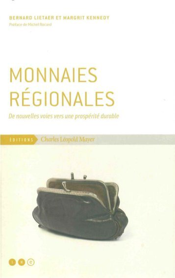 MONNAIES RÉGIONALES - Kennedy Bibliothek
