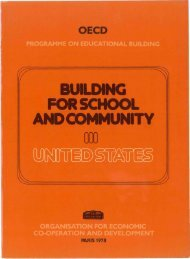 BUILDING FOR SCHOOL AND COMMUNITY - Kennedy Bibliothek