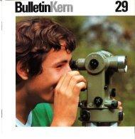 Bulletin 29 - Kern Aarau