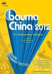 27– 30 November, shanghai
