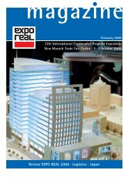 Review EXPO REAL 2008 · Logistics · Japan - KETIC Inc., Seoul