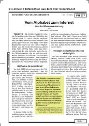 PM_077 -- Vom Alphabet zum Internet - khd-Blog