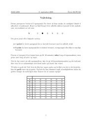 Vejledende prøve 2 (printversion) - itslearning