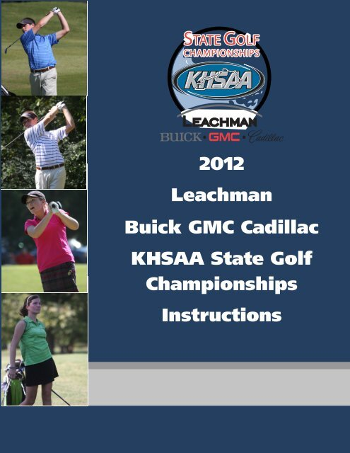State Participant Information - Kentucky High School Athletic ...