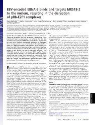 Proc Natl Acad Sci U S A 2008, 105:5489-5494. - Laszlo Szekely ...