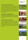 Jahresprogramm 2011 1. Ostsächsische Fußballschule e.V. - kickfixx - Seite 7