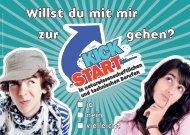 Willst du mit mir zur gehen? - KickStart Messe Magdeburg