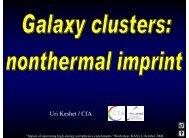 Uri Keshet / CfA - KICP Workshops