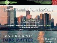 Talk - KICP Workshops