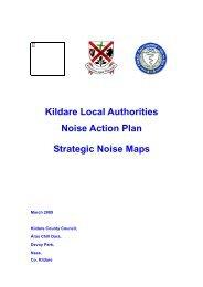 Kildare Local Authorities Noise Action Plan Strategic ... - Kildare.ie