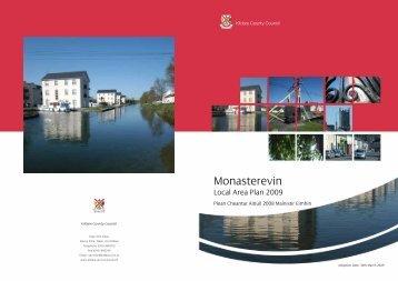 Monasterevin Local Area Plan 2009 (pdf) - Kildare.ie