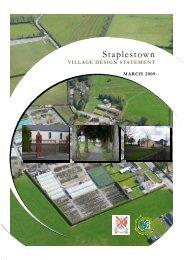 Village Design Statement - Kildare.ie