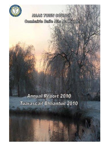 Annual Report 2010 - Kildare.ie