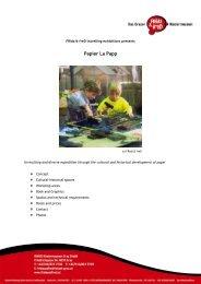 Papier La Papp - FRida & freD