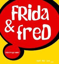 april 2012 - FRida & freD